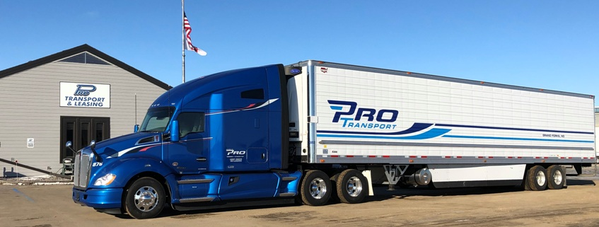 Pro Transport & Leasing Inc  || Owner Operator